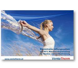 VentoTherm Informationsfolder Download